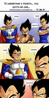Vegeta-go for starters by BK-81