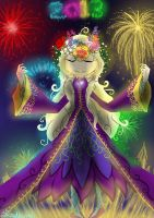 HAPPY NEW YEAR 2013 by HezuNeutral