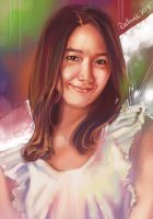 SNSD-YoonA by KoweRallen