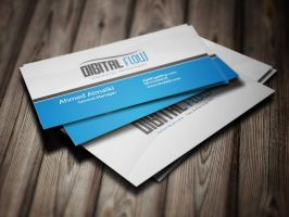 DF Business Card by MisGraphics