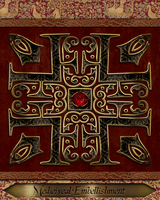Medieval Cross PNG by Spiral-0ut