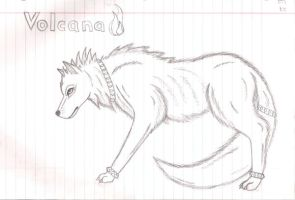 Volcana by FalconFlute