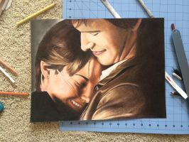 Hazel and Gus by Meleah23