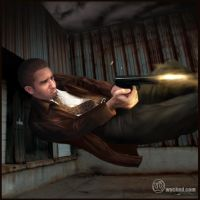 -BULLET TIME- by wycked