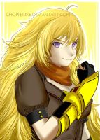 Yang Xiao Long by chopperine