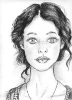 Astrid Berges - Frisbey by xxIgnisxx
