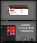 Numix Theme For Windows 10 RTM by cu88
