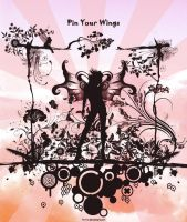 Pin Your Wings by l-o-c-o
