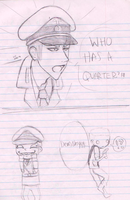 NZ: WHO HAS A QUARTER? by Sora-in-my-pants