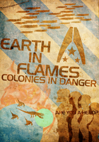 Alliance Propaganda Poster by p2thewind45
