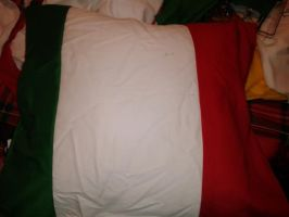 ~Italy flag pillow~ by girlnephilim90