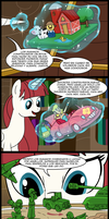 A gift for hearth's warming eve part 5 (Spanish) by Bro998