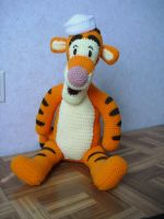 Tigger in Crochet by JeffrettaLyn