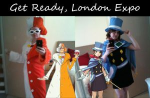 Get Ready Expo by supernanny191