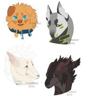Headshot Batch 1 by Atumney