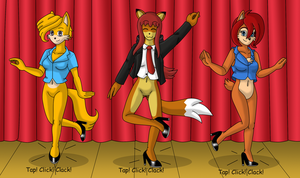 Tap Dancing by gameboysage