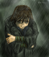Hiccup's Quest - In the Rain by masterrohan