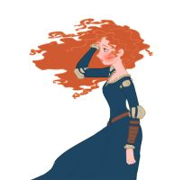 Merida - WIP - by Hito76
