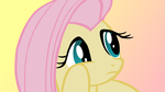 Bored Fluttershy vector by DzejPi