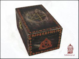 Witch box by Euflonica