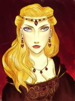 Cersei Lannister by skephers