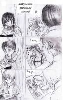 Don't show this to Levi by Jeageractive