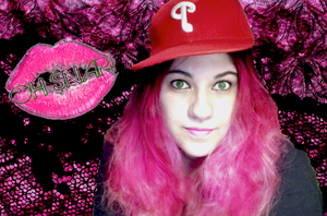 Philly Pink Flare by PastaxPa