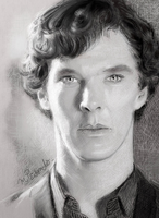 Benedict Cumberbatch-04 by BlueZest