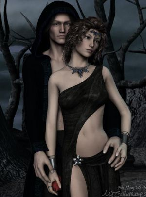 Hades and Persephone version 2