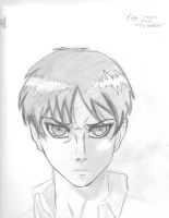 Eren Jeager by TheAwesomePrussia234