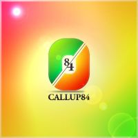Callup84 Logo by waseemarshad