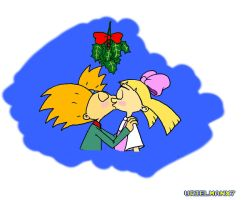 Hey Arnold Mistletoe 2 by UrielManX7