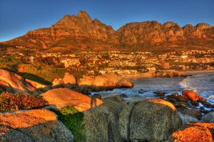 Cape Town III - HDR by somadjinn