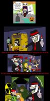 Take a Tour at Ed's Horror House by TheBestComicKing