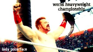 new world heavyweight championship by lady-pokerface