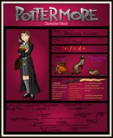 My Pottermore Character by Hehewuti