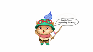Teemo- League of Legends by NateDtail