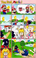 Too Bad, Mario! (Remake) by SuperLakitu