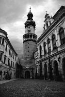 Tower high by markborbely