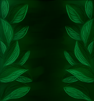 jungle leaves by Cavachon