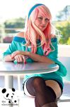Macross Frontier Sheryl Nome Cosplay by Lampylampy by theelusivepanda