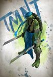Tmnt Leonardo by Coliandre