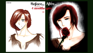 The Improvement of Daniel Rose by Scootie-chan