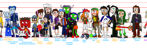 Height Chart by PantaroParatroopa