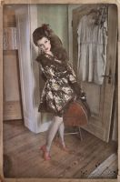 The Visitor by la-esmeralda