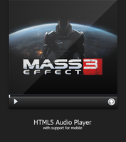 Html5 Audio Player by Grimmdev