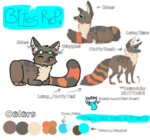 Bites Ref by AnamayCat