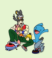Pokebreeder by chocomus