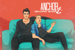 Sterek - Anchor (Teen wolf) by Xinjay