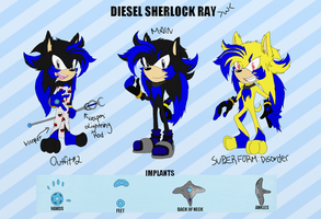 .:Diesel Reference:. by LightningTheory